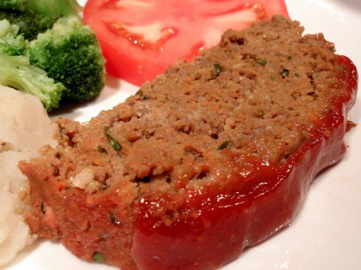 Weight Watchers Points Plus Recipes - Meatloaf for 4 points and lots of other great recipes!