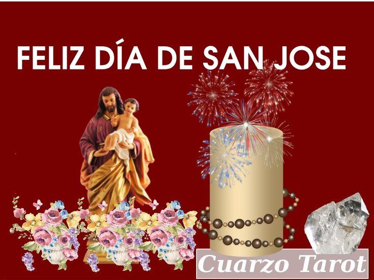 FELIZ DÍA DE SAN JOSE....   #EnTierraHostil8 #FelizDiaDelPadre #pelisConTemario #SanJose https://www.cuarzotarot.es/