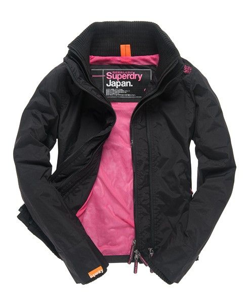 superdry technical windcheater women 39 s jackets coats i want pinterest superdry punk. Black Bedroom Furniture Sets. Home Design Ideas