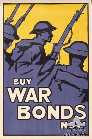 BUY WAR BONDS