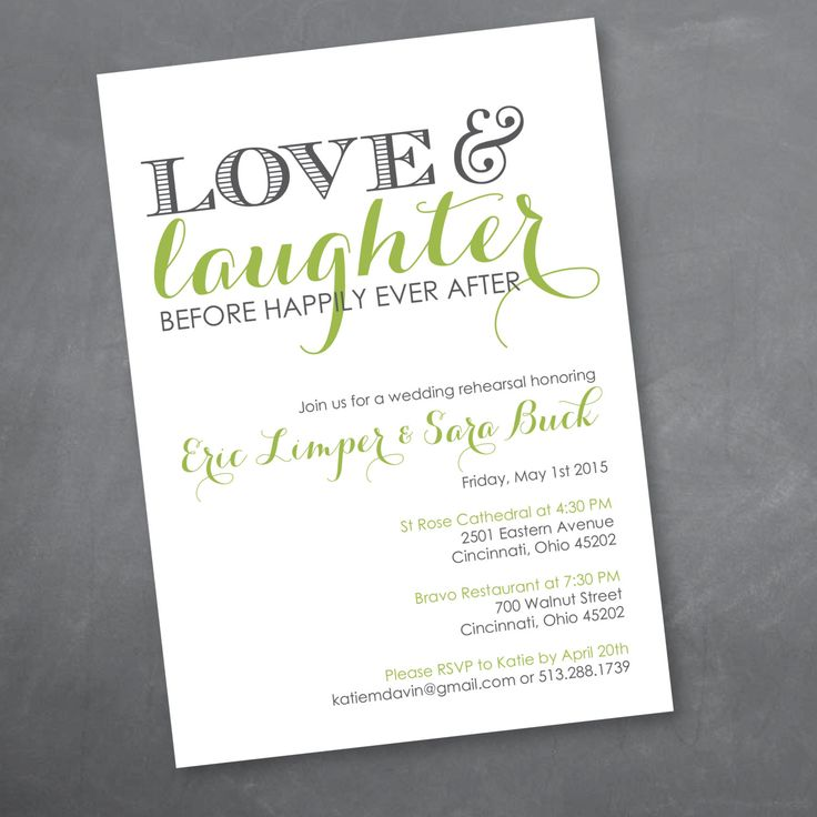 2612 best Rehearsal Dinner Invitations images – After Rehearsal Dinner Party Invitations