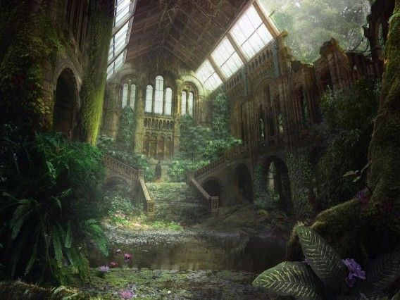 Beautiful Abandoned Places Around The World A D Blog