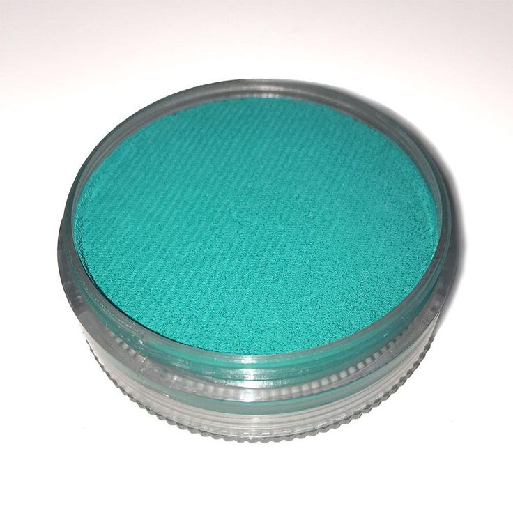 Diamond Green Face Paints - Sea Green 26 (45 gm)
