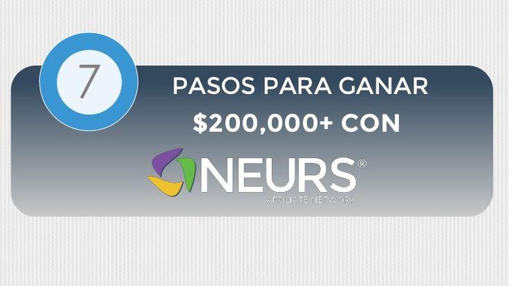 Como ganar más de $200.000 con NEURS  Registrate en NEURS aquí. http://goo.gl/SoKdC2