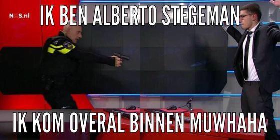 Alberto Stegeman...