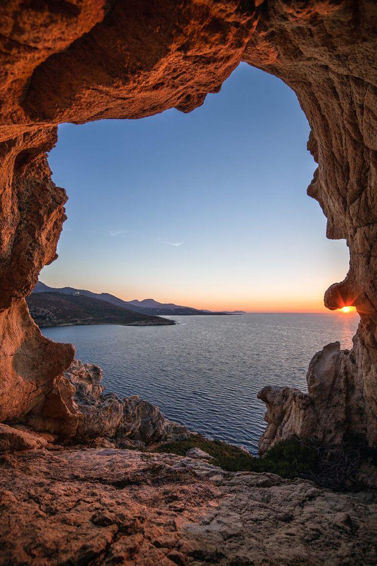 Ile rousse, Corsica (France)