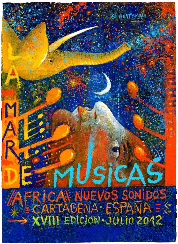 La Mar de Músicas poster - Recherche Google