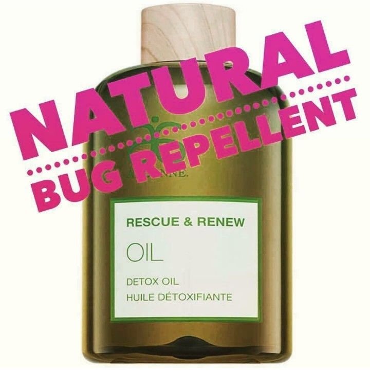 Arbonne Rescue and Renew Oil - also can be used for Natural Bug Repellent RaechelHeincker.Arbonne.com