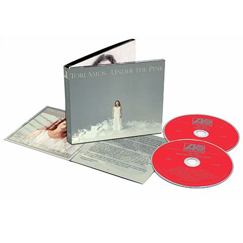 NEW #GIVEAWAY: Tori Amos Remastered Albums Of Under The Pink & Little Earthquakes Just Released + Enter To #Win Under The Pink 2-CD Giveaway
