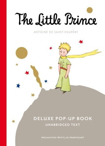 The Little Prince Pop-up edition!
