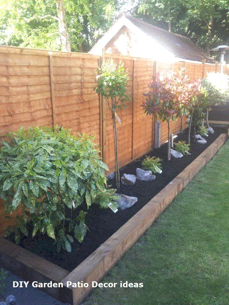 Cheap Backyard Ideas Decorate Your Garden In Budget Garden In 2020 Budget Backyard Backyard Garden Cheap Landscaping Ideas