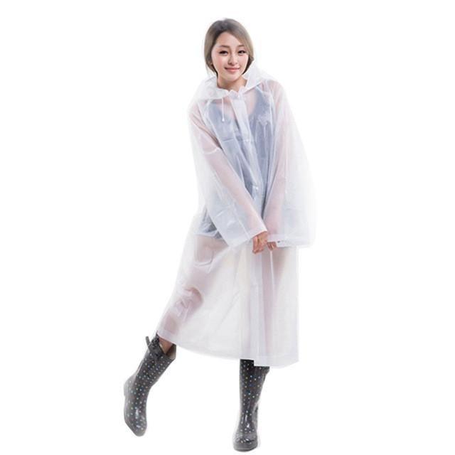 Fashionable  #TransparentPonchoRaincoat    #Bigstartrading