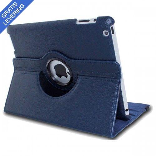 IPad Air 360 cover - Mørkeblå