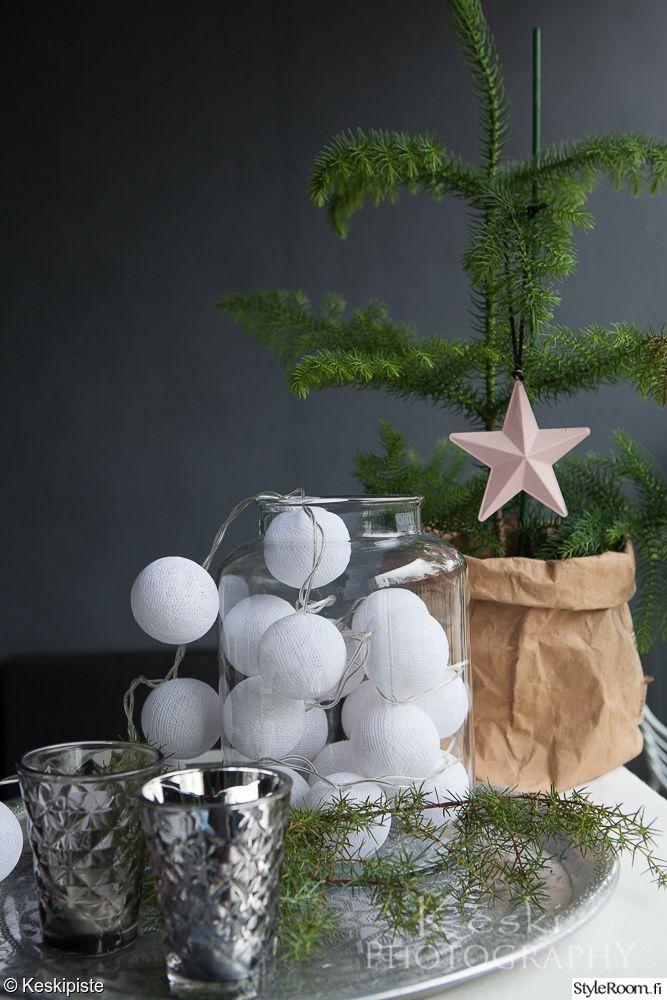 asetelma,talvi,pallovalot,maljakko,tine k home,anno,uashmama,joulu,koriste,havut