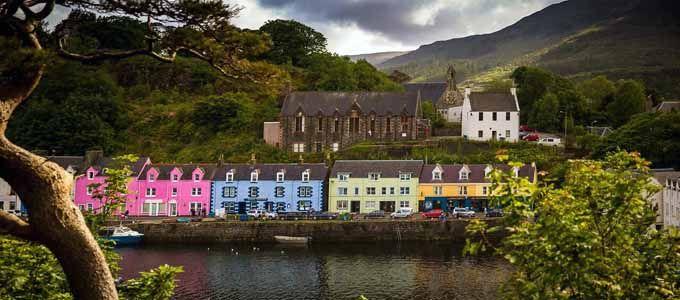 Tour Skye - Reiseanbieter für Skye