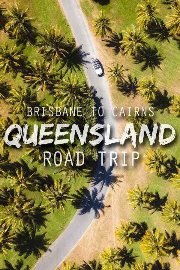 Brisbane To Cairns - The Ultimate Queensland Road Trip. Beaches, islands, desert, rainforests, waterfalls, hiking, camping, and the Great Barrier Reef - all in Queensland, Australia.
