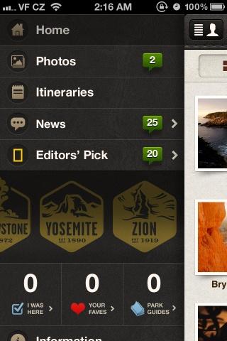 Custom Navigations / iOS UI Patterns (beta)