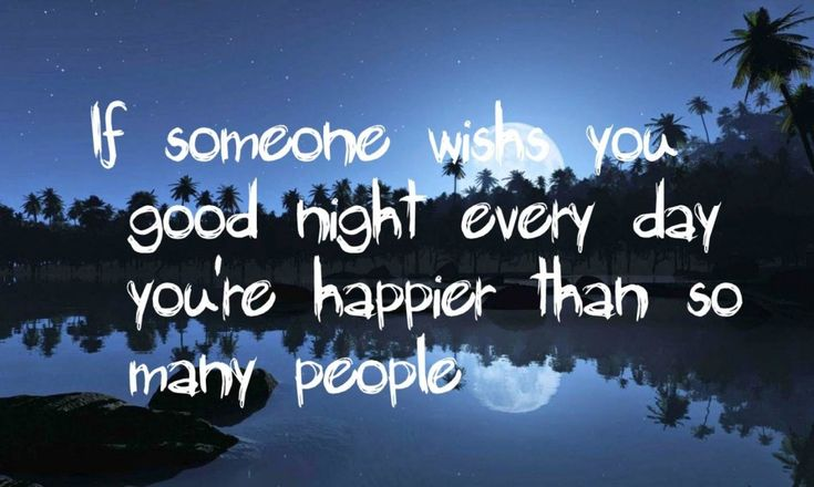 Romantic good night quotes with wallpapers