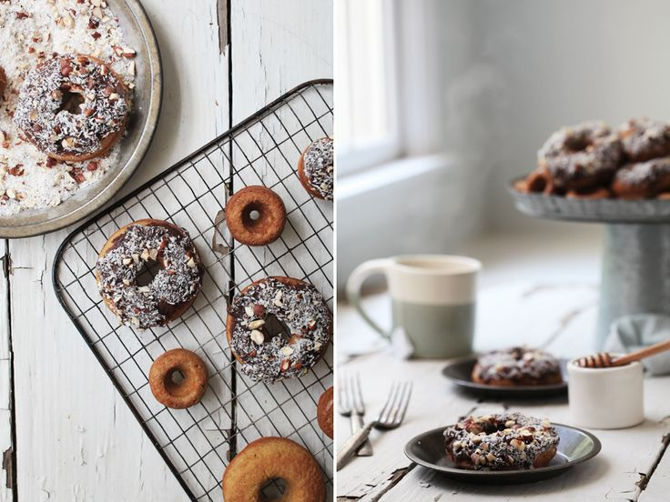 Seriously Coco!?: Rolls Donuts, Almonds Flour, Flour Cinnamon, Gf Donuts, Cinnamon Rolls, Rolls Gf, Savory Recipes, Rolls Almonds, Flour Donuts