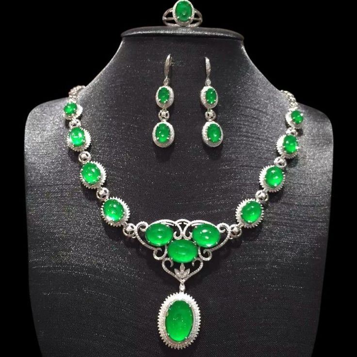 17 best ideas about jade necklace on pinterest lotus for Pictures of jade jewelry
