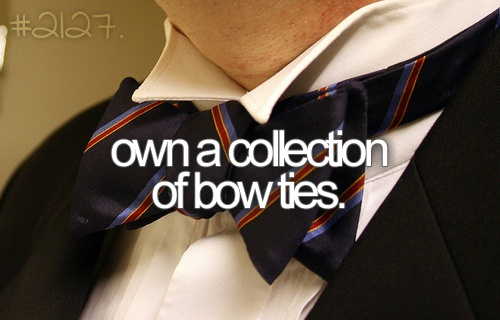 They're cool.Bucketlist, Buckets Lists, Bows Ties, Years Fly, Bow Ties, Outfit, Hair Bows, Things, The