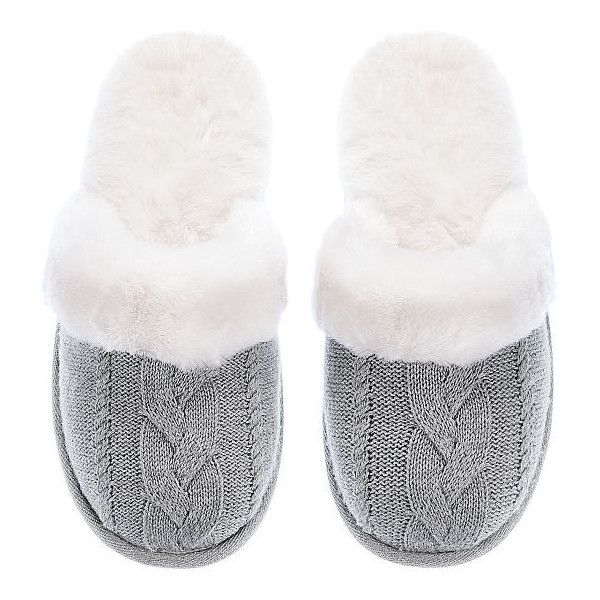 Robes Slippers found on Polyvore featuring shoes and slippers