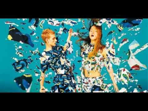 KENZO Spring / Summer 2014 Campaign Imagery and Film - The Cool Hour | Style Inspiration | Shop Fashion