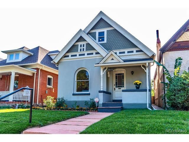 Recolorado Sold 3 Bed 3 Bath 1864 Sq Ft House Located At 3035 Perry St Denver Co 80212 Sold For 710 000 On O Outdoor Gas Fireplace House Styles House