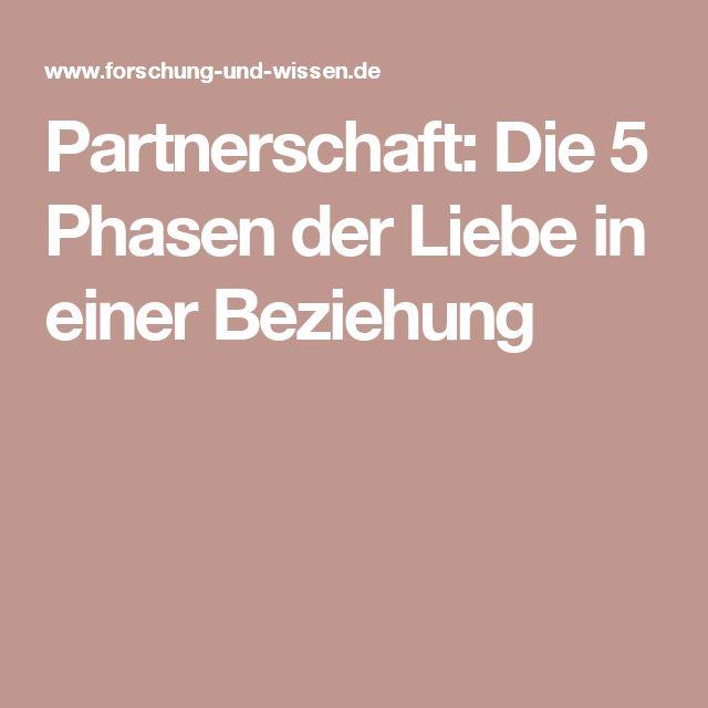 Partnerschaft Die 5 Phasen Der Liebe In Einer Beziehung Healthy