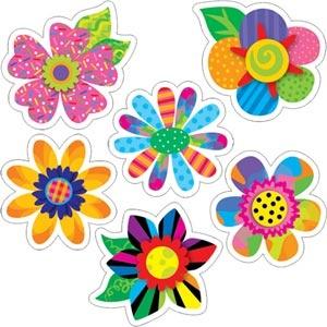 Poppin' Patterns Spring Flowers