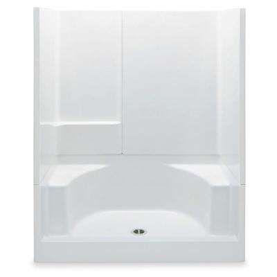 Shower Stall Kits, Bathroom Enclosures Home Depot
