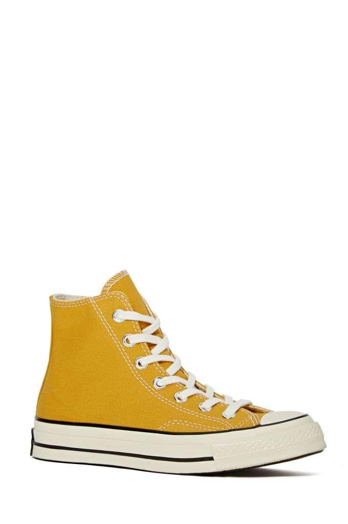 c04e06d4cd2d Converse All Star Chuck  70 Sneaker - Sunflower - High-Tops ...