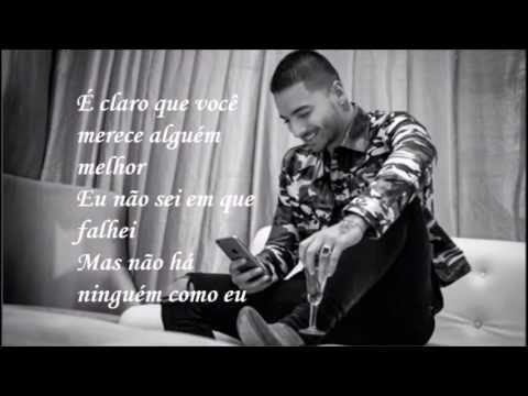 Maluma  El Perdedor  Letra Lyric  Português