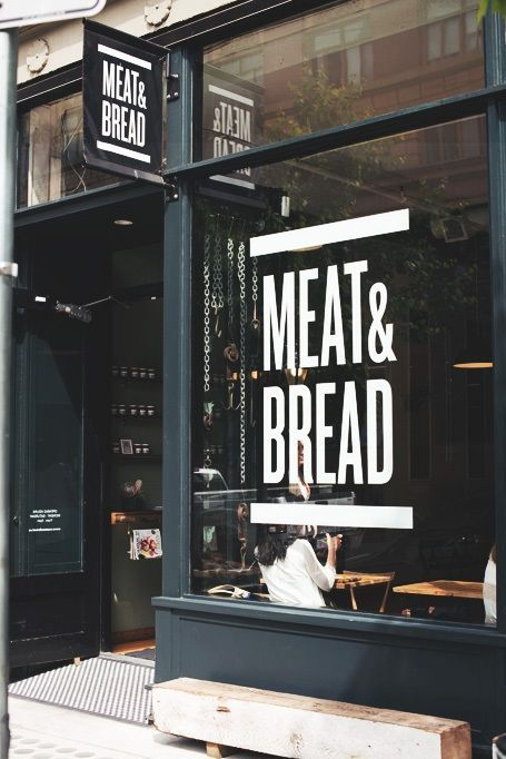 meat & bread | #dine