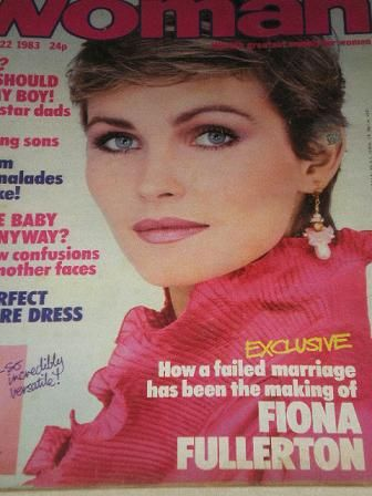 January 1983 Fiona Fullerton