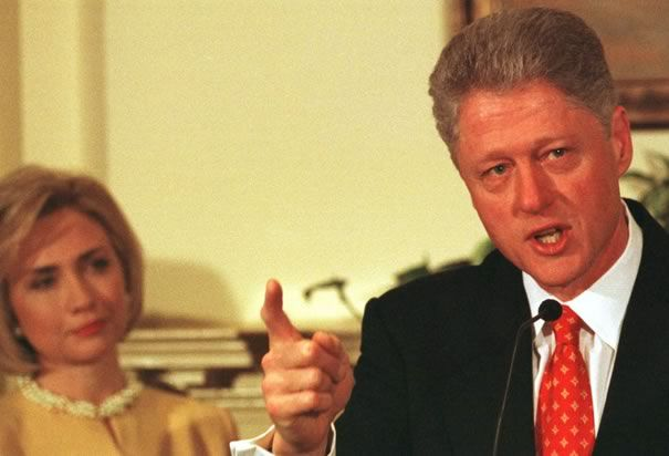 the effects of president clintons scandal 26, 1998--15 years ago saturday--bill clinton famously told the nation, i did not   but the lewinsky scandal remains the king of all american sex scandals   public by in effect admitting that he had been unfaithful to his wife.