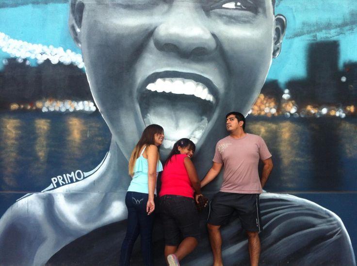 Street art- Primo murales