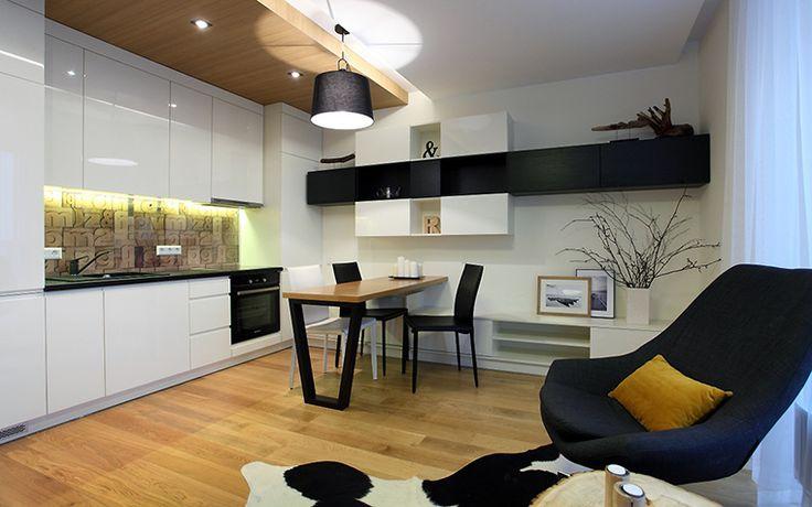 Картинки по запросу шведский дизайн гостинная с кухней