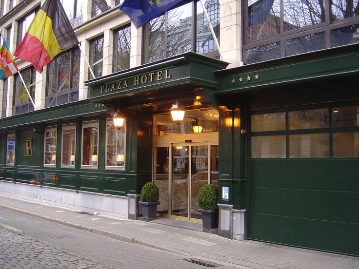 Plaza Hotel, Antwerp - Belgium