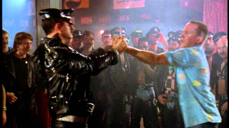 Watched the Police Academy marathon this weekend and I can't stop whistling the Blue Oyster Bar theme. Catchy AF.