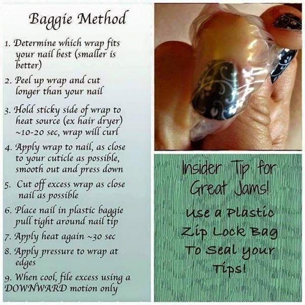 The Baggie Method leahbell.jamberry.com