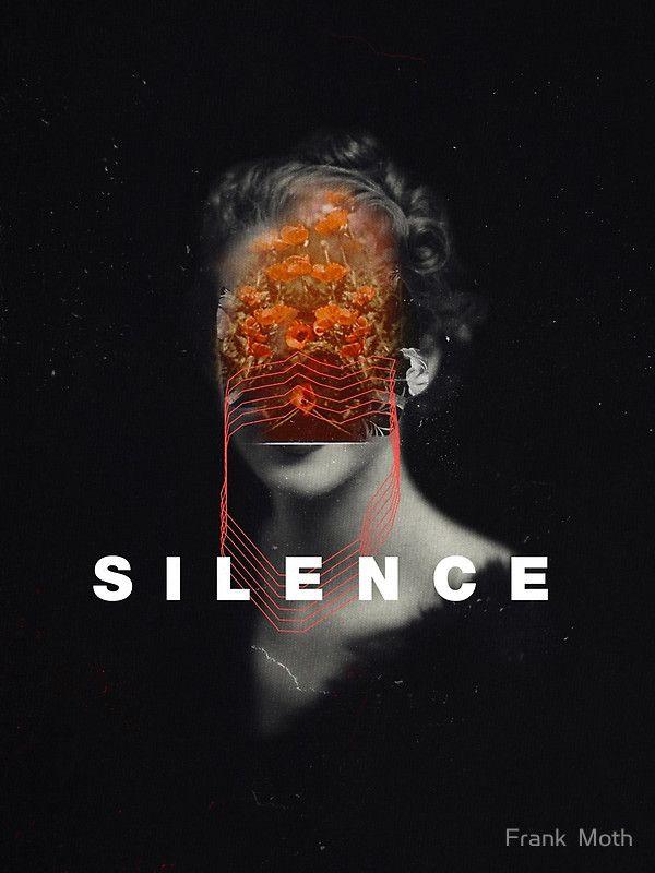 """Silence"" Art Prints by Frank Moth | Redbubble"