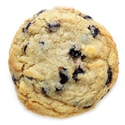 blueberry and cream cookie from momofuku milk bar. shipped from nyc or ...