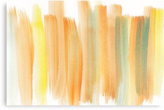 12 Watercolour Patterns Abstract Art Print 181203
