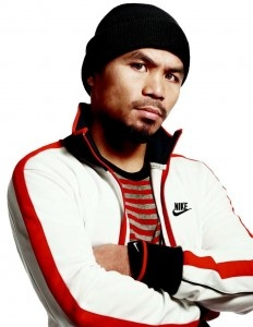 "Manny ""Pacman"" Pacquiao <3 his attitude"