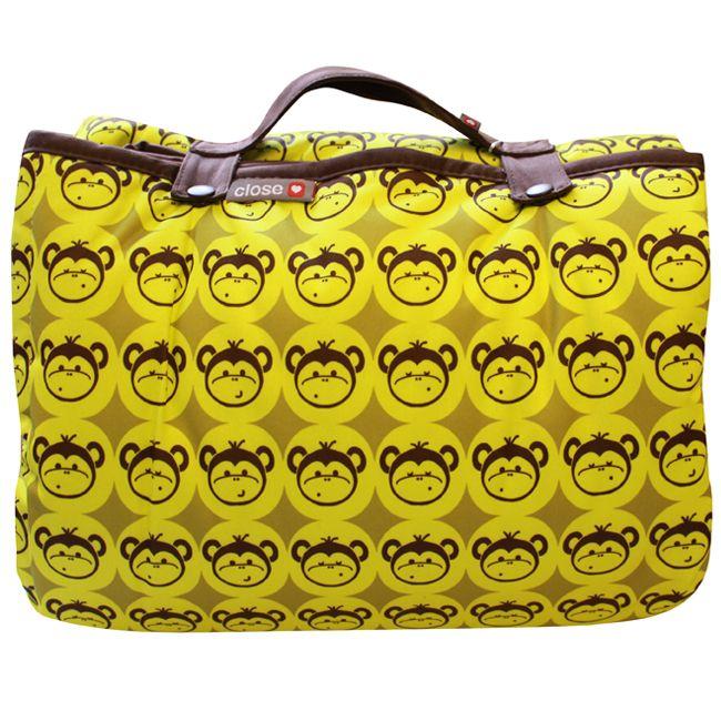 Close Parent Pop-in Playmat Yellow Monkey