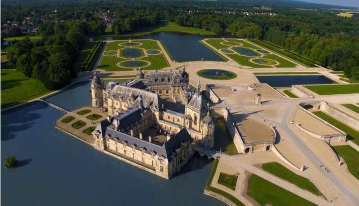 Château de Chantilly - Picardie (France)