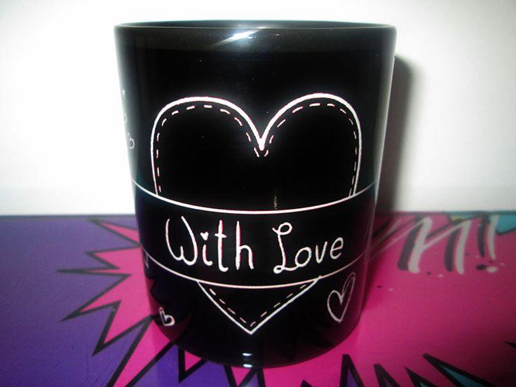 Mug With Love - Imaginaerum Regalos Bogotá - Diseños Creativos