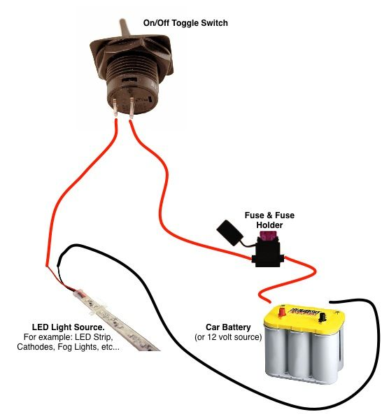 black paddle toggle diy light switch wiring, boat wiring, car Coil Split Toggle Switch Wiring Diagram