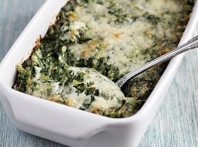 ina Garten creamed spinach gratin. We've collected Ina Garten's best recipes to make all your Christmas dinner dreams come true. We've got every recipe you need for the best holiday menu yet. Here, 19 of our favorite Barefoot Contessa recipes, from appetizers to dessert.
